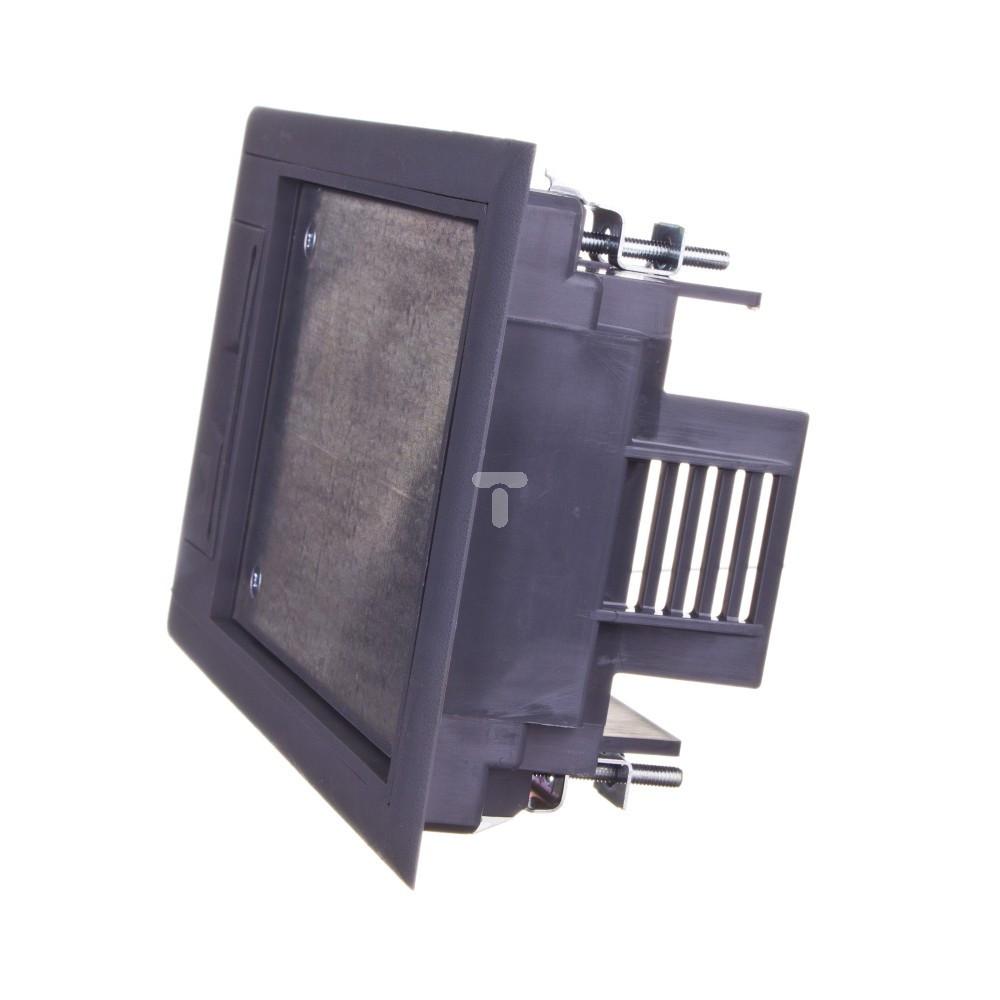 Лючек универсальныйи GES2 для 3 электроустановочных изделий серии Modul 45
