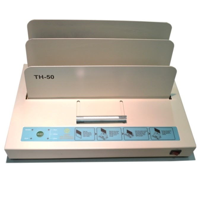Машина переплетная термо TTPS TH-50