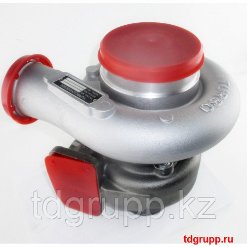 4089711 турбокомпрессор Hyundai R210LC-7