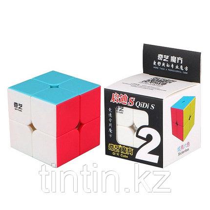 Кубик Рубика 2х2 Mo Fang Ge, QiDi S, фото 2