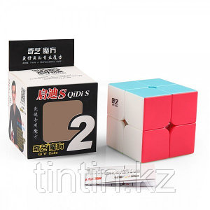 Кубик Рубика 2х2 Mo Fang Ge, QiDi S