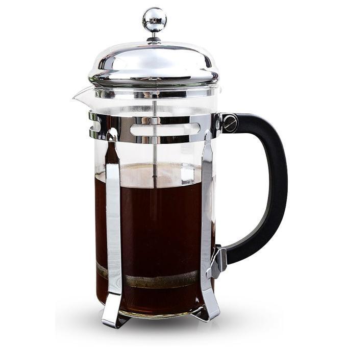Чайник для заварки с френч прессом 1 л