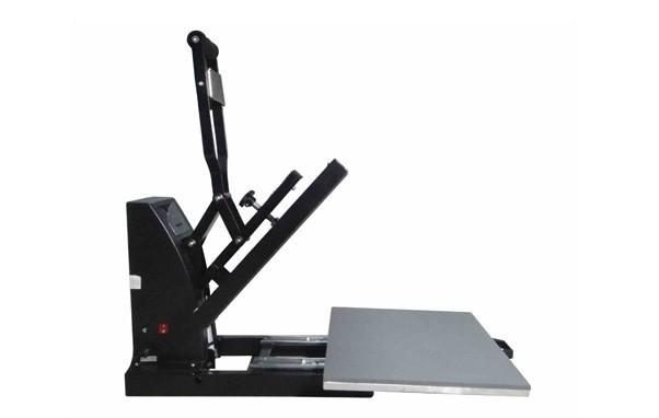Термопресс для Футболок размер стола 38*38 SHP-15LP2MS с видвижным механизмом стола