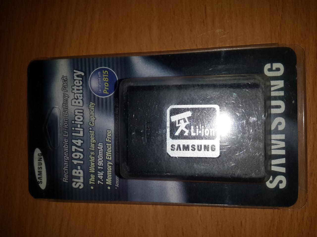 Аккумулятор Samsung 1974