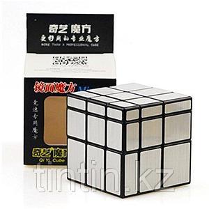 Кубик Зеркальный 3х3 MoFangGe, Mirror Silver