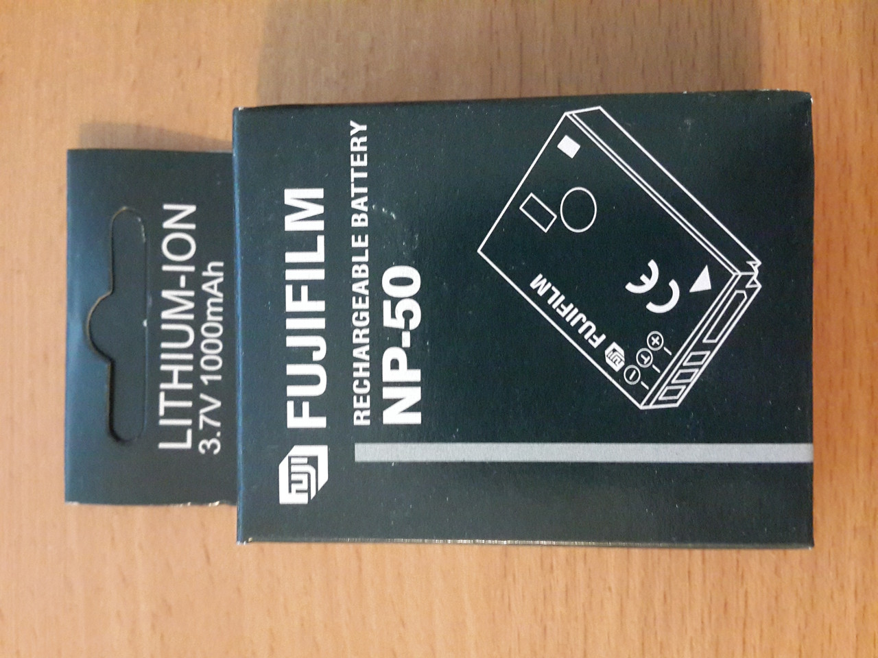 Аккумулятор Fujifilm np 50