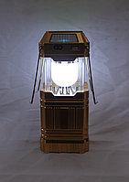 Кемпинговый фонарь с солнечной зарядкой, 9009А