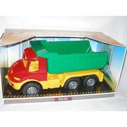 "Машина ""Атлантис"" самосвал №1 в коробке 1586"