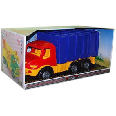 "Машина ""Атлантис"" фургон в коробке 1609"
