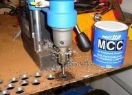 Смазка для резания металлов Molyslip MCC