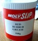 Cмазка для шлангов Molyslip Red Rubber Grease