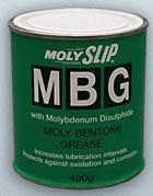 Смазка для подшипников Molyslip MBG.