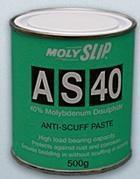 Противозадирная паста Molyslip AS-40, +550 гр.