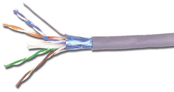 Кабель D145-P FTP SHIP CAT 5E, 0.51 экранированный