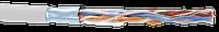 ITK Кабель связи витая пара F/UTP, кат.5E 4x2х24AWG solid, PVC, 305м, серый, фото 1