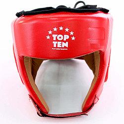 Шлем боксерский кожа