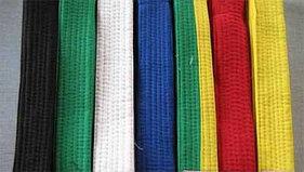 Пояс для кимоно- зеленый