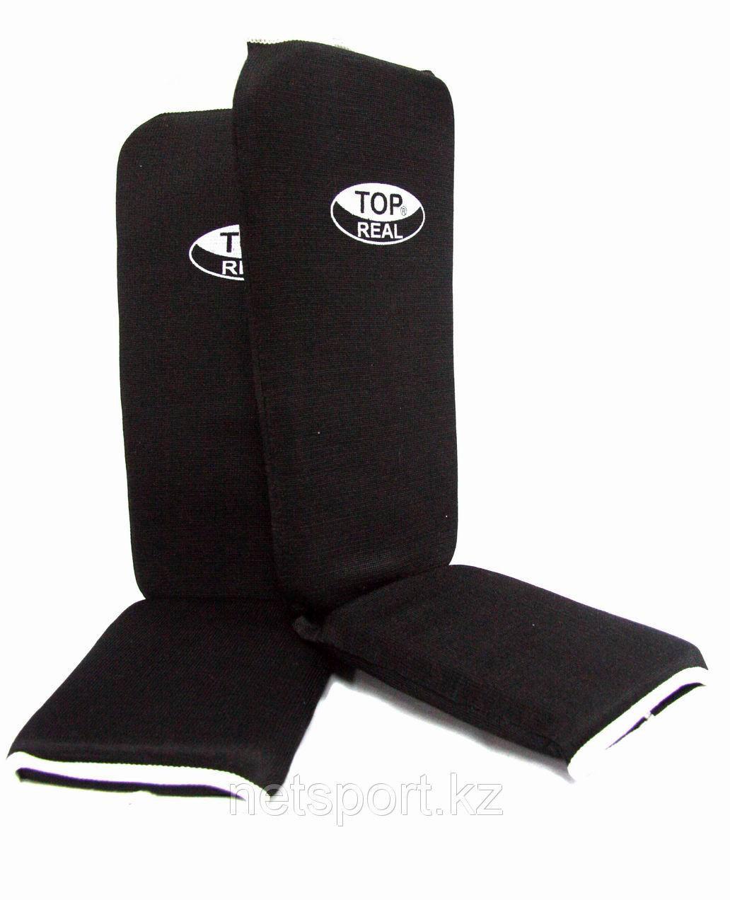 Щитки на ноги для карате