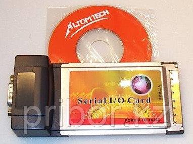 PACB005 Адаптер ноутбука на RS232