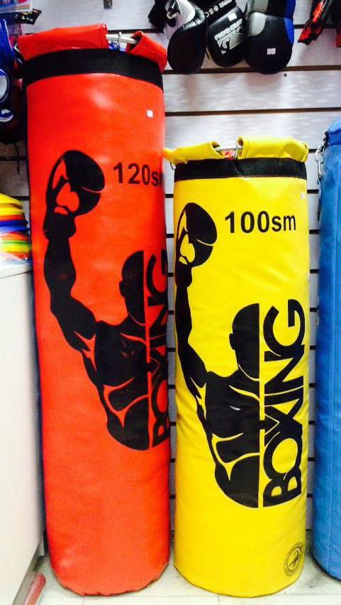 Боксерская груша ПВХ 130 см