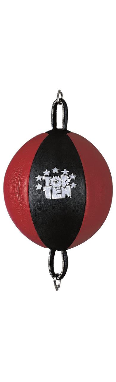 Груша боксерская пневматическая на растяжках кожа заменитель