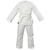 Кимоно для дзюдо белый 100 % хлопок - фото 6