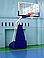 Стойка баскетбольная передвижная складная, фото 4