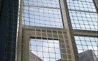 Сетка заградительная, толщина 2,2 мм, ячейка 40 х 40 мм