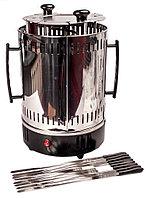 Вертикальная электрошашлычница на 8 шампуров