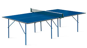 Теннисный стол Start Line Hobby (сетка в подарок)