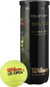Теннисные мячи Wilson US Open 3 штук