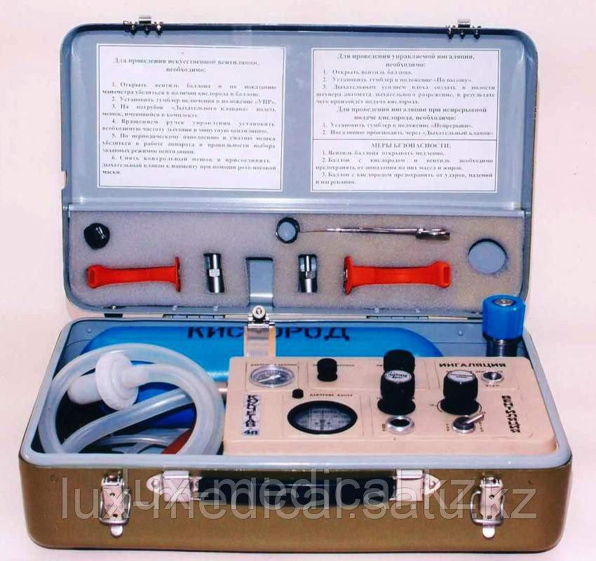 """Аппарат искусственной вентиляции легких """"Кокчетав-4П"""""""