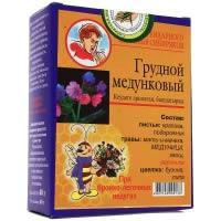 Чай(Сбор) № 9 Грудной, медунковый, при бронхолегочных заболеваниях, 40г (20ф/п*2,0)
