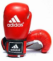 Боксерские перчатки детские кожаный