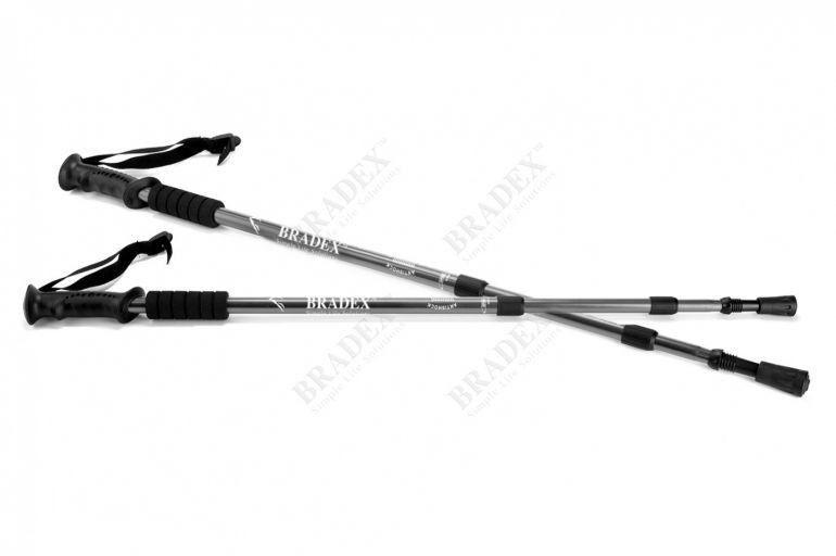 Палки для скандинавской ходьбы раздвижные 110 см