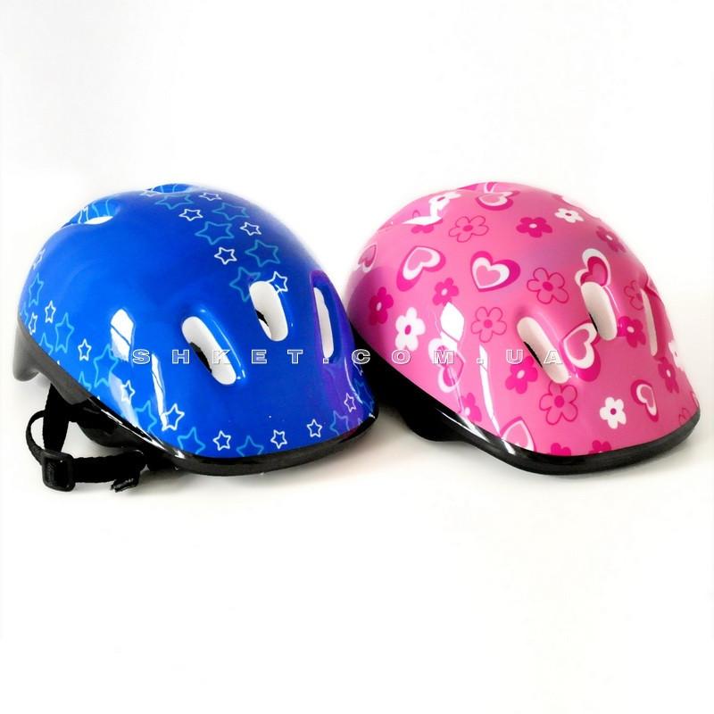 Детский шлем для роликов и самокатов