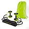 Тренажер Revoflex Xtreme - Ролики для пресса с эспандерами, фото 2