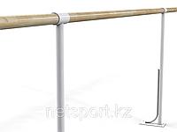 Балетный напольный однорядный станок 3м-3,9 м