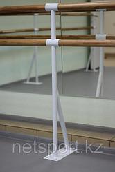 Балетный напольный двухрядный станок 4м-5м