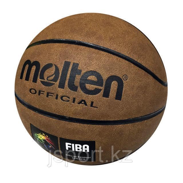 Баскетбольный мяч Molten кожа