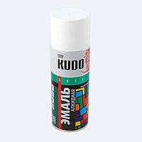 KUDO Arte белая глянцевая алкидная