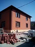"""Фасадная облицовочная бетонная, армированная панель - """"облицовочный кирпич"""", фото 6"""
