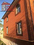 """Фасадная облицовочная бетонная, армированная панель - """"облицовочный кирпич"""", фото 7"""