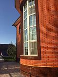 """Фасадная облицовочная бетонная, армированная панель - """"облицовочный кирпич"""", фото 8"""
