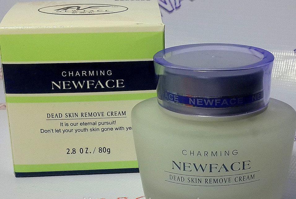 Мягкий пилинг для лица - NEW FACE (80 g)