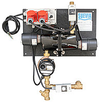 Нагревательный прибор с регулировкой температуры воды по возвращению из цикла, мод.312, 6000 Вт, 400 В.