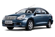 Nissan Almera 2013-