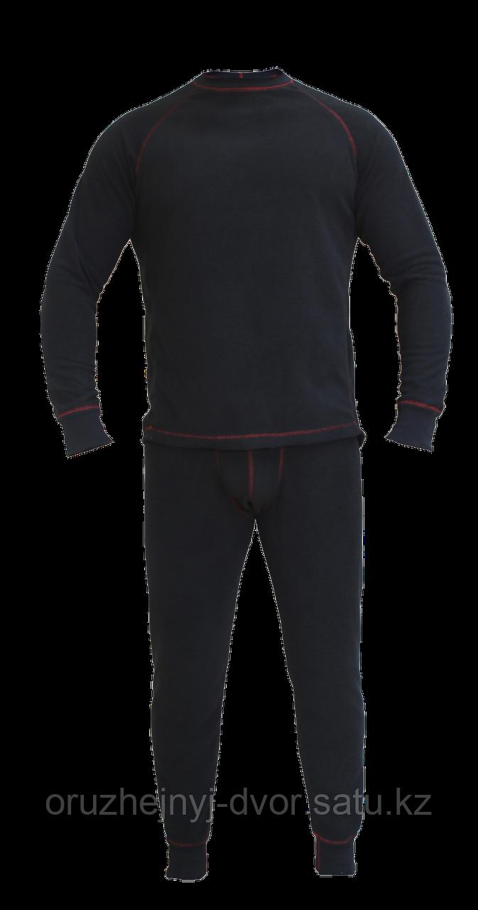 Термобелье HUNTSMAN тк.Флис, цв.черный, р-р 44-62