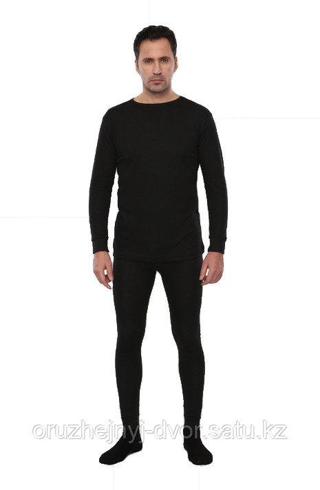 Термобелье Лимес средняя активность (рубашка, кальсоны) черн. р.46-60