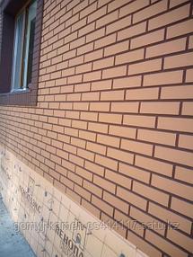 Легкий монтаж. Панели крепятся на дюбель-нагели, шурупы. На любую поверхность.На вентилируемый фасад. Неограниченная палитра цветов. Срок службы-50 лет